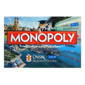 UNSW Business School Monopoly Board Game