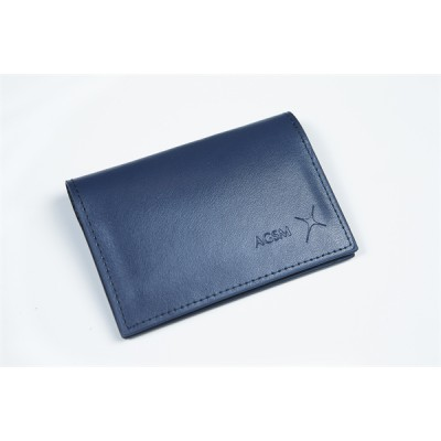 AGSM x Corban & Blair Leather  Card Holder