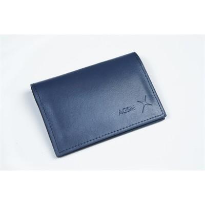 AGSM x Corban & Blair Leather  Card Holder