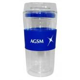 AGSM Glass Coffee Cup
